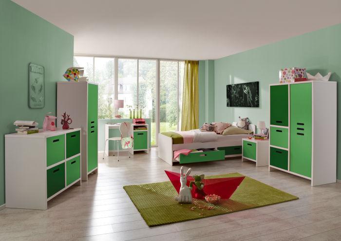 Tienerkamers wpc - Schilderij slaapkamer tiener meisje ...